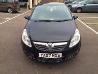 Vauxhall Corsa 1.3 £30 tax low mileage *cheap*
