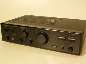 Vintage Onkyo A-803 R1 Integrated High-Current Stereo Amplifier