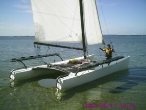 voilier catamaran Hobie Cat 21 SE