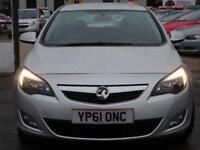 2011 Vauxhall Astra 1.7 CDTi ecoFLEX 16v SRi 5dr (start/stop)