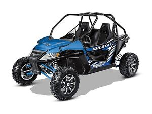 2016 Arctic Cat Wildcat™ X Viper Blue