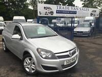 2012 Vauxhall Astravan 1.7CDTi 16v 110PS Sportive VERY CLEAN NO VAT 1 OWNER