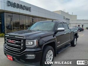 2016 GMC Sierra 1500 All-Terrain  Low Mileage, Trade-In, Heated