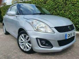image for 2015 15 SUZUKI SWIFT 1.2 SZ4 5D 94 BHP