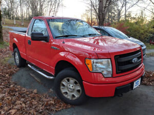 2013 Ford F-150 Truck - under 79,000 KMs - Work Truck