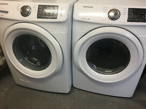Front load Samsung Washer and Dryer St. John's Newfoundland image 3