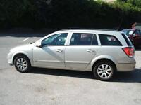 2005 55 Vauxhall/Opel Astra 1.6i Club Estate **NEW MOT**