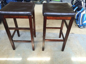 Bar-height stools