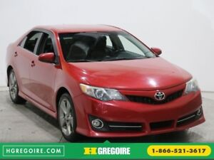 2012 Toyota Camry SE MAGS BLUETOOTH NAVIGATION  CUIR/TISSU