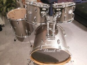 Pearl Vision 4 Piece Shell Pack