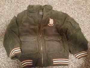 Boys winter jacket Kitchener / Waterloo Kitchener Area image 1