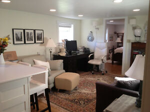 ***** CLEAN 1BR GROUND LEVEL SUITE - Easy Access to Langara, UBC
