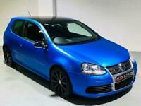 VW VOLKSWAGEN GOLF R32 3 DOOR MANUAL 250 BHP 3.2 V6 PETROL 2009 MK5 HATCH