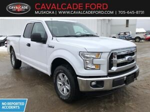 2015 Ford F-150 4x4 Supercab XLT with trailer tow pkg!!