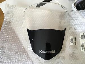 Pare-brise kawasaki KLR 650 original neuve