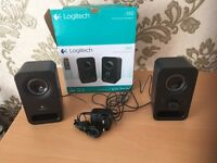 computer speakers new ( cost £18 ) bargain £5