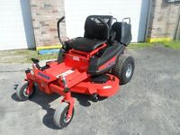 New 2016 Simplicity Courier cargo  lawnmower