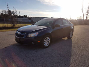2011 Chevrolet Cruze 1 OWNER / NO ACCIDENTS / SAFETY / WARRANTY