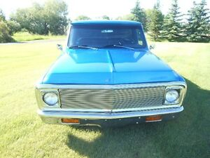 lowered 1971 c 10 truck reduced to 17000.00