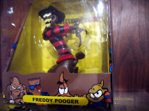 The Turds  figure special edition Freddy Pooger Krueger horror