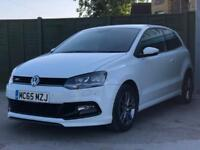 2016 Volkswagen Polo 1.0 TSI BlueMotion Tech R-Line (s/s) 3dr