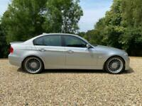 BMW Alpina D3 Saloon Manual 2007 Silver New MOT Full History