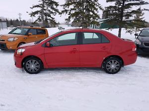 2009 Toyota Yaris.  98,000 KMS. $5,995.