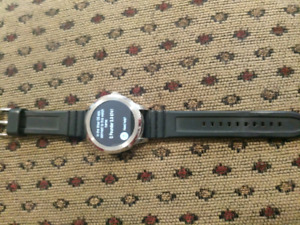 Fossil Q founder 2.0 smart watch