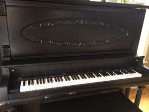 Piano antique Nelson Chicago 1910