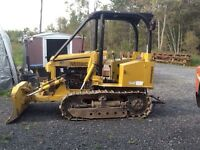 2006 dozer with 6-way blade, 166 hrs
