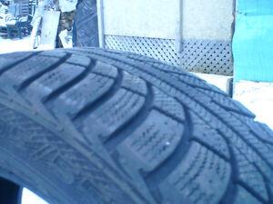 1pneu d hiver 205/55R16, 1 pneu 185/55R15