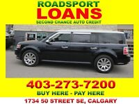 2009 Ford Flex AWD LIKE NEW..APPLY WITH 2 PAY STUBS  DRIVE TODAY Calgary Alberta Preview
