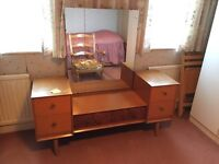 Teak Dressing Table - c.1970