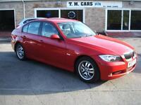 2007 BMW 318 2.0TD ES 4d **NEW MOT**
