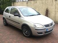 2005 54 reg Vauxhall Corsa 1.0i 12v Life NEW SHAPE.