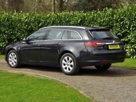 Vauxhall Insignia 2.0 SE CDTi Ecoflex Ss DIESEL MANUAL 2014/14