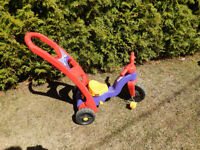 tricycle 3 positions fisher price