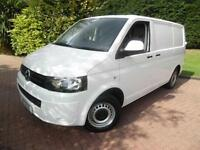 2012/62 Volkswagen Transporter T28 2.0TDi 102PS SWB PANEL VAN WITH ELEC/PACK
