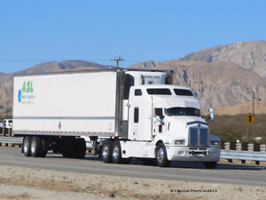 AZ DRIVERS & O/O NEEDED CROSS BORDER UPTO $1.75/MILE +HST