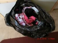 lot of girls clothes size 7/8