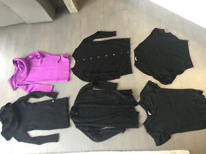 Medium tops & sweaters - guess Zara vero moda 4ever21