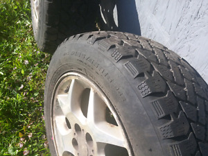 Factory alloy Dodge Neon rims four in total