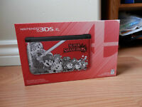 Smash Bros Limited Edition 3ds XL - New!