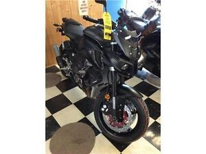 2017 Yamaha FZ-10 Black ABS