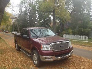 2004 Ford F-150 Lariat Pickup Truck (SALE PENDING)