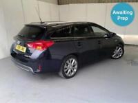 2015 TOYOTA AURIS 1.8 VVTi Hybrid Excel 5dr CVT Auto Estate