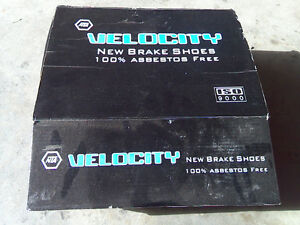 break drum and shoes for ford windstar van