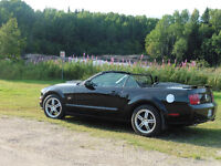 2007 Ford Mustang Cabriolet convertible