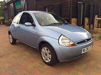 Ford Ka 2006 Cheap Car Not Fiesta/Micra/206/Punto/Fiat/Ford/Peugeot/Renault/Smart/Fabia