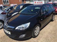 61 Vauxhall Astra 1.3 Cdti estate low mileage!!!!